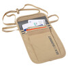 Sea to Summit Travell Light Neck Pouch sand